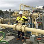 Valves for NSW Gas Security Supplied by H.I.Fraser