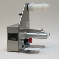 Labelmate LD-100-RS-SS Stainless Steel Power Label Dispenser