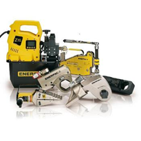 Enerpac displays hydraulic and bolting technology at AIMEX