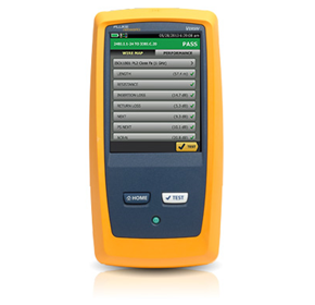 Cable Analyser for Rent or Hire | Fluke DSX-5000