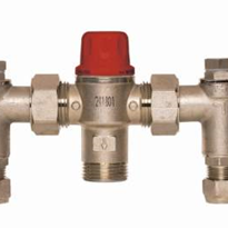 Thermostatic Mixing Valve with Thermal Flush | Aquablend 1500