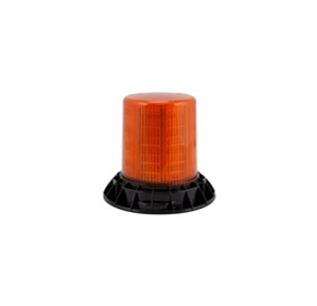Amazing LED Safety Beacon | Amber | Fixed Mount | RB155Y