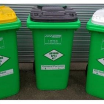 New Spill Kit Bin Colours