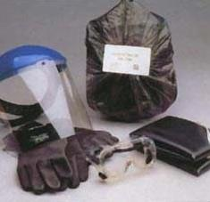 Safety Wear Kit for Battery Handling Safety | SW-910