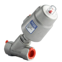 Stainless Steel Angle Seat Valve | Series AS