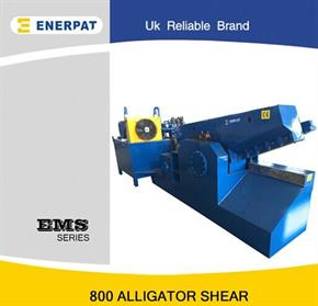 Scrap Metal Shear | 160 Tons