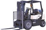 Engine Lift Trucks -  2.0 Ton Forklifts
