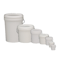Plastic Buckets & Pails | Nally