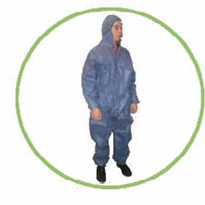 Asbestos Rated Overalls