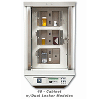 Key Control Systems w/Dual Locker Modules | KeyWatcher