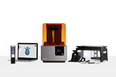 3D Desktop Printer | FormLabs Form 2 SLA