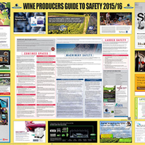 Wine Producers Guide to Safety 2015/16