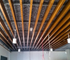 Mammoth Soffit Panels' two-in-one thermal insulation and acoustic treatment