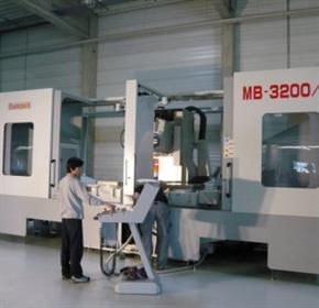 Travelling Column Horizontal Machining Centres
