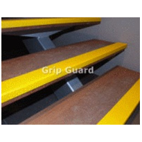 GripGuard's Carborundum Modified Safety Stair Nosings