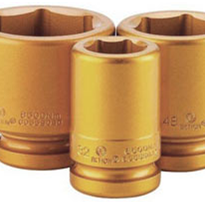Gold Ultra Torque Sockets