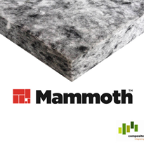 MAMMOTH - The 2-in-1 panel for thermal and acoustic excellence