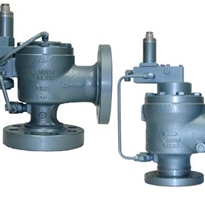 Safety Relief Valves | Mercer 9500 Series