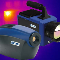 ATS Cooled Mid and Long Wave Infrared Cameras for R and D Applications