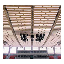 Suspended Acoustic Products