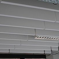 Plano Baffle | Suspended Acoustic Products
