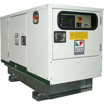 Water Cooled Generator | LLD95A
