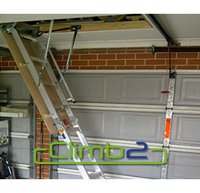 Concealed Access Ladders | Climb2 Concealed Access Ladder