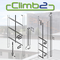 Climb2 Kit For 5M System for Existing Ladders