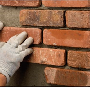 Stick A Brick | Thin REAL Brick Facings for Walls