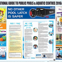 National Guide to Public Pools & Aquatic Centres 2016/17