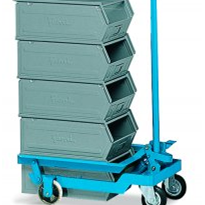 Highest Quality Steel Industrial Trolley | FAMI (Italy)