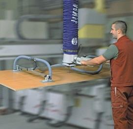 Vacuum Lifting Equipment, Jib Cranes & Electric Chain Hoists