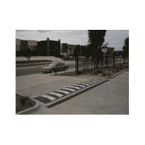 Speed Hump | Natural Rubber 900mm