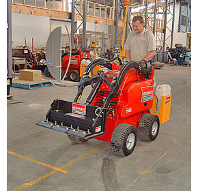 Mini Loader Floor Scraper for Hire | 1020425
