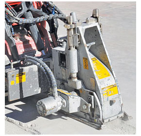 Concrete Profiler for Hire | 1500 & RM 150