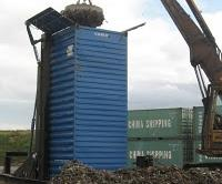 Container Upender