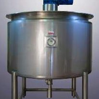 Jacketed Kettle | IOPAK 1000 CRM