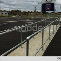 Tuffstop® | Trolley Bays & Safety Bollards