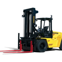Big Trucks | Hyster H8.00-16.00XM-6 Series