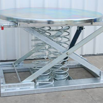 Scissor Table in Hazardous Atmosphere