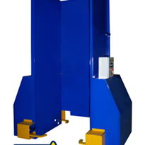 Pallet Dispensers for forklift no-go areas