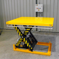 Controlled Electric Scissor Lift Table