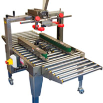 Side Drive Carton Taper - iopak