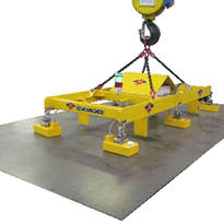 Easy-Lift Magnetic Lifter