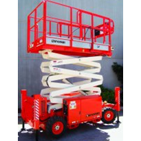 Rough Terrain Scissor Lifts - SR2755
