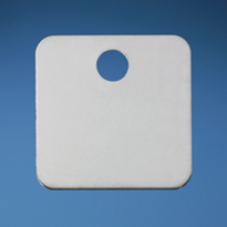 Stainless Steel Tags - Panduit MT125S-Q