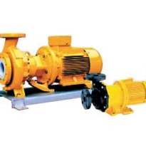 Magnetic Drive Mining Pumps - Techniflo