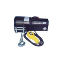 Winches/Electric Winches - 12 V/24 V by Millsom Materials Handling