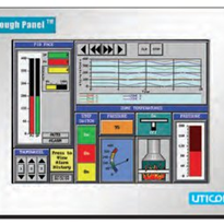 HMI Touch Panel Operator Interface Panels - Sunlight