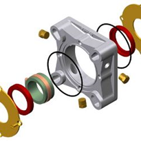 Rotating Shaft Seal | Clamp-Ezy